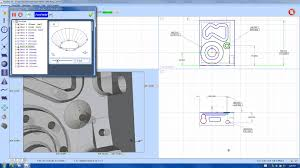 aberlink 3d cmm measurement software mark iv youtube
