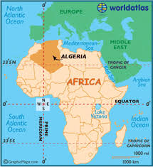algeria physical map algeria map geography of algeria map of algeria worldatlas