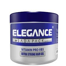 Elegance by Amazon Com Elegance Extra Strong Hair Gel Blue 33 8 Ounce Beauty