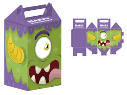 Halloween Cut Outs Halloween Boxes Cutouts Downloadables Halloween