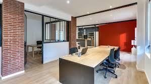 aménagement des bureaux allinsushi de 90m wenes agencement