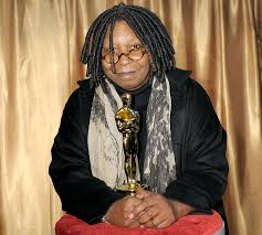 whoopi on oscars controversy u0027i won once so it can u0027t be that u0027