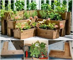 Diy Herb Garden Bright Idea Balcony Herb Garden Exquisite Ideas 65 Inspiring Diy