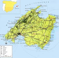 Port Of Spain Map by Index Of Maps Of Spain Ballearic Islands