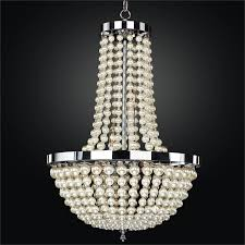 empire style chandelier pearl like moscato 642 glow
