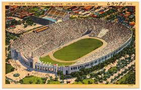 los angeles first hosted the summer olympics in 1932 when