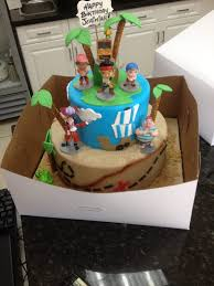 jerimiah 2nd birthday cake