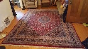 find rugs at estate sales