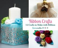 celebrate it 360 ribbon ribbon crafts 14 things to make with ribbon favecrafts