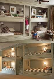 Wall Bunk Beds Duck Duck Gray Duck - In wall bunk beds