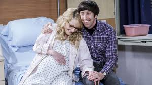 big bang theory u0027 howard and bernadette u0027s baby has arrived find