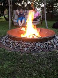 Backyard Campfire 17 Best Fire Pit For The Mountain House Images On Pinterest