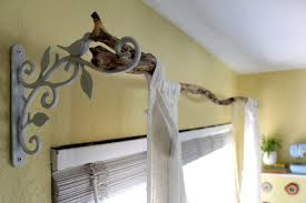 Crate And Barrel Curtain Rods Decor Bring Nature In As Home Decor Diy Turning It Home Pinterest