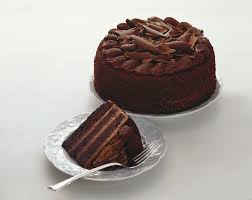 ice water chocolate cake recipe with chocolate frosting