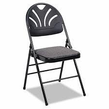 Cosco Folding Chair Cosco Deluxe Fabric Padded Seat U0026 Back Folding Chairs Cavallaro