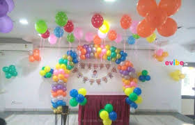 balloon decoration for birthday at home simple home balloon decoration birthday simple balloon decorations