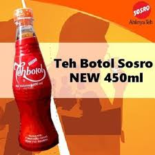 Teh Botol Sosro Kemasan Karton teh botol sosro 450 ml buy product on alibaba