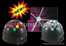 led disco ball light led crystal ball stage light disco ball light le007 sunin
