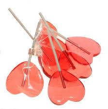 heart lollipop sweet heart lollipop