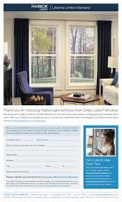 Home Design Story Transfer Warranty Information Great Lakes Window