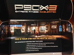 Fill Me With Meaning Review P90x3 Initial Impressions