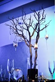 branch centerpieces simple branch centerpiece with votives budget brides guide a