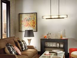lighting u0026 lamps tan sofa with rectangle glass table under the
