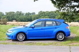 subaru hatchback spoiler subaru impreza sti review 2008 2008 parkers