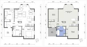 How To Make A Floor Plan In Autocad by Create Professional Interior Design Drawings Online Roomsketcher