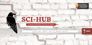 Sci Hub Scihub The Website That Offered 47 Million Pirated Academic