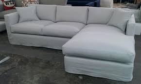 How To Make Slipcover For Sectional Sofa Sectional Slipcovers Slipcovers For Sectional Sofas With Chaise