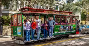 Cable Car Map San Francisco 1 Hotels Near Cable Cars In San Francisco Holiday Inn Sf