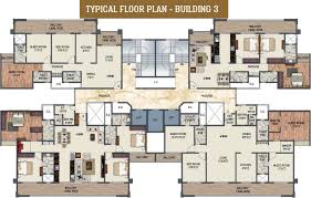 celebrity house floor plans paradise sai world celebrity in kalyan west mumbai price