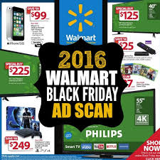 walmart black friday ad 2016 walmart black friday deals