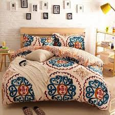 best  queen size sheets ideas on pinterest  queen bed sheets  with newrara home textileboho bedding setbohemia exotic bedding setpcs bedding  setqueen from pinterestcom