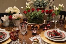 Valentine Day Home Decor by Decorations Elegant Valentine Table Decor With Beautiful Wjite