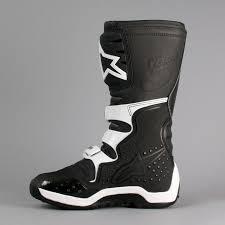 tech 3 motocross boots alpinestars tech 3 boots black white now 19 savings 24mx