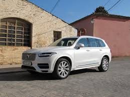 volvo xc90 volvo sets pricing on all new 2016 xc90 suv