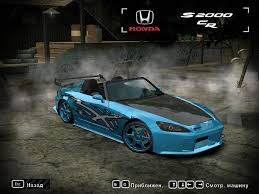 2009 honda s2000 cr ap2 need for speed most wanted u003e skins