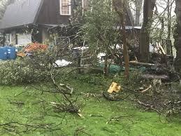 storm pummels williamsport area wnep com