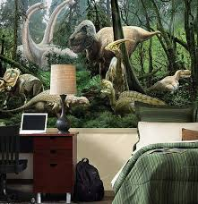 Kids Dinosaur Room Decor Nursery Wall Decal U2013 Liven Up The Room With Dinosaur Pictures