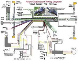 wiring diagrams myrons mopeds