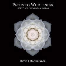 amazon com paths to wholeness fifty two flower mandalas