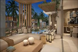 Beautiful Apartment Beautiful Apartment With Golf And Pool Views Mauritius Luxury