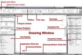tutorial autocad line how to set up user interface autocad architecture blog