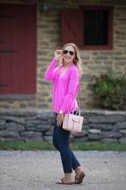 boyfriend sweaters j crew boyfriend sweater a pop of pink