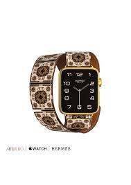 artburo apple watch hermes collection limited edition artburo