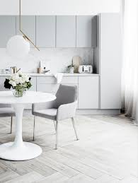 chicdeco blog a elegant timeless kitchen in light grey