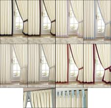 Curtain Pleating Tape Claremont Satin Lined Tab Top Pencil Pleat Tape Top Curtains In