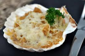 cuisiner coquilles jacques congelees recette coquilles jacques